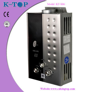 6 Liters Gas Water Boiler with CE S/S Panel pictures & photos