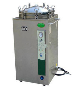 Med-S-B120L/150L Vertical Pressure Steam Sterilizer Medical Products pictures & photos