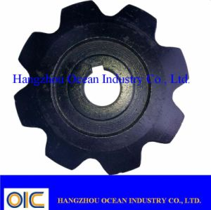 Steel Pintle Chain Sprocket Wheel pictures & photos