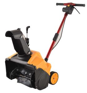 Electric Snow Thrower (KCE18-B) pictures & photos