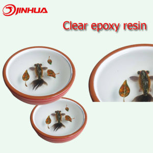 Clear Casting Epoxy Resin Glue for Handicrafts pictures & photos