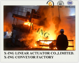 One Ton DC Electric Arc Furnace pictures & photos