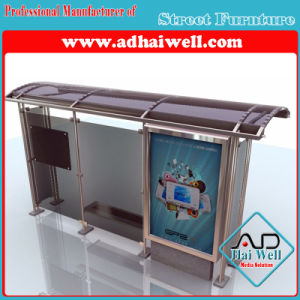 Mupi Bus Stop Shelter pictures & photos