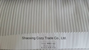 New Popular Project Stripe Organza Voile Sheer Curtain Fabric 008263 pictures & photos