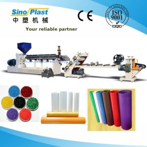 High Quality Single Screw PP/PS/HIPS/PE Plastic Sheet Extruder