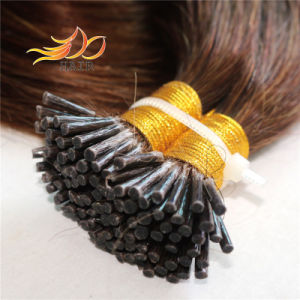 100% Real Remy Hair Extension Stick I-Tip Hair Extension pictures & photos