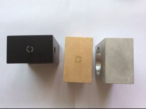 High Quanlity CNC Machining Parts with Tumble Finish and Etching pictures & photos