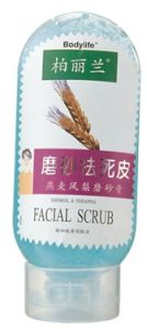 Exfoliating Scrub, Cutin Peeling Mask Oats, Pineapple Facial Scrub (BF8006)