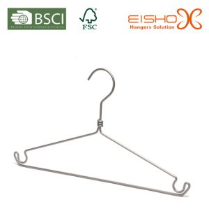 Garment Store Usage Wire Hanger for Wholesale pictures & photos