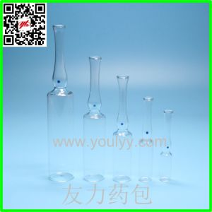Clear Glass Ampoule pictures & photos