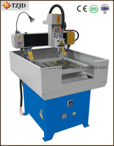 CNC Metal Engraving Router Machine for Aluminum Stainless Steel pictures & photos