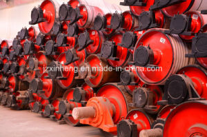 Bend Pulley for Belt Conveyor / Turnabout Drum, Conveyor Pulley pictures & photos
