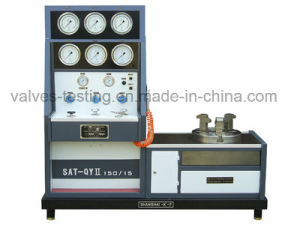 Offline Set Pressure Safety Valves Testing Equipment for Metallurgical Industry pictures & photos