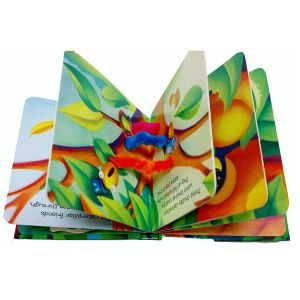 Popular Children Board Book Printing pictures & photos