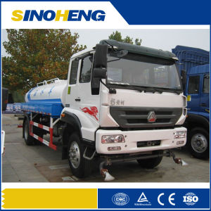 Sinotruck Best Quality Water Tank Truck pictures & photos