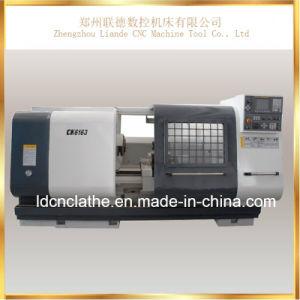 Ck6163 Hot Sale Horizontal Mini CNC Lathe Machine pictures & photos