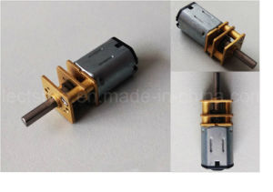 DC Gear Motor (N20) pictures & photos