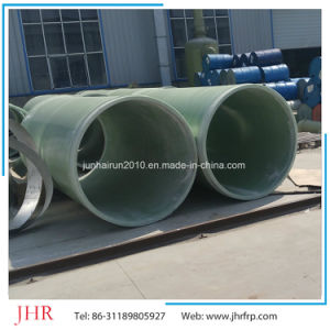 FRP GRP Fiberglass Winding Hollow Pipe pictures & photos