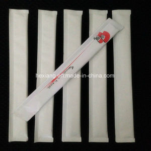 Disposable 20cm Chopsticks with Customer Logo and Sleeves Design pictures & photos