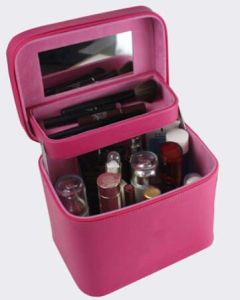 Make up Box Make up Case Cosmetic Box pictures & photos
