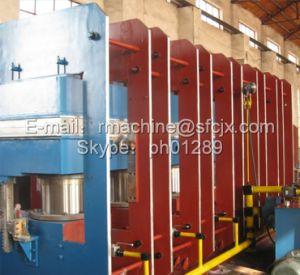 Conveyor Belt Hydraulic Press, Converyor Belts Vulcanizing Press pictures & photos
