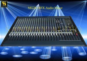 Mg24/14fx 24 Channel Audio Digital Mixer pictures & photos
