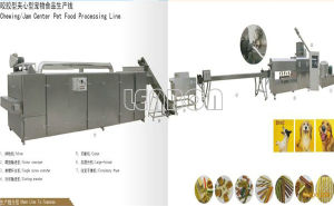 Adult Dry Dog Food Making Machine for Sale pictures & photos