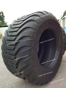 Agricultrual Flotation Tire 700/40-22.5 with Wheel Rim 24.00X22.5 pictures & photos