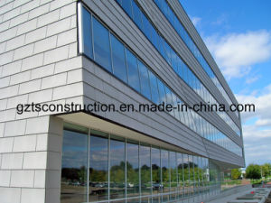 Aluminum Curtain Wall for Exterior pictures & photos