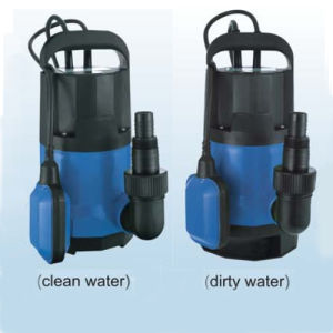 Plastic Submersible Garden Pump