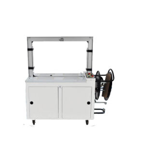 Yupack High Quality Automatic Carton Strapping Machine pictures & photos