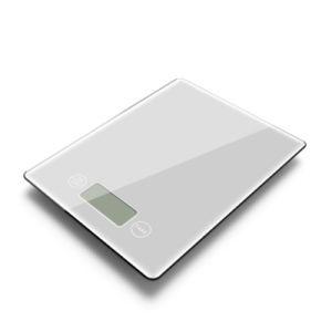 Waterproofing IP65 Super Slim Kitchen Scale (#KS-9045) pictures & photos