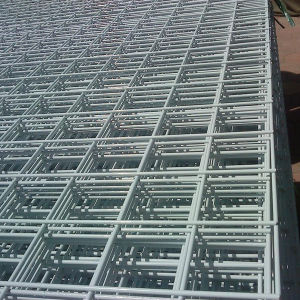 Welded Steel Bar Gratings PVC Coated Welded Mesh pictures & photos