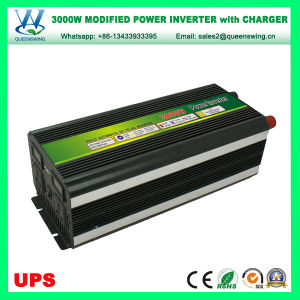3000W Car Inverter with UPS Charger & Digital Display (QW-M3000UPS) pictures & photos
