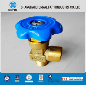 2016 Oxygen Gas Cylinder Valve pictures & photos
