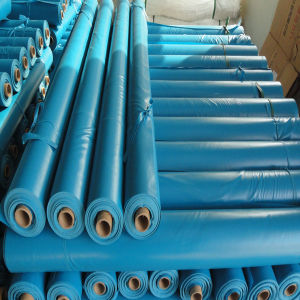 Rolled PVC Coated Fabric