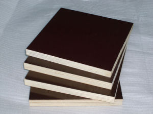 18mm /21mm WBP Glue Brown and Black Phenolic Film Faced Plywood pictures & photos