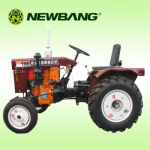 Mini 12HP Farming Cheap Price 4 Wheeled Tractor 2WD pictures & photos