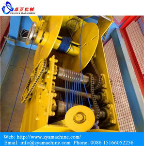Pet/PP Rope Making Machine/String Weaving Machine pictures & photos