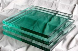 Clear and Tinted Tempered Laminated Glass with CCC/SGS Certificate (JINBO) pictures & photos