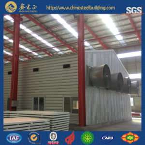 Steel Structure Chicken House (SCH-16127) pictures & photos