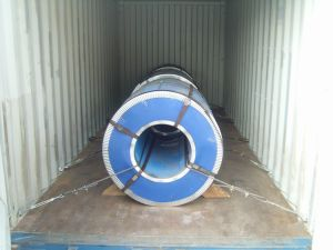 ASTM A653 Full Hard Hot Dipped Galvanized Steel Coil pictures & photos