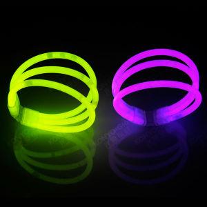 Party Decoration Glow Plastic Bracelet pictures & photos