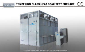 Skhs-2560 CE Glass Heat Soak Test Furnace/Tempered Glass Testing Machine pictures & photos