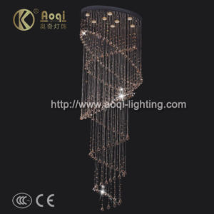 2011 Modern Crystal Ceiling Lamp (AQ-10096) pictures & photos