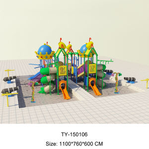 Fiberglass Water Park for Sale (TY-150106) pictures & photos