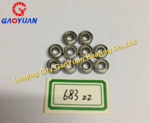High Performance China Deep Groove Ball Bearing (683) pictures & photos