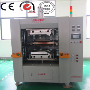 SGS Closestool Cushion Hot Plate Welding Machine (KEB-6550) pictures & photos