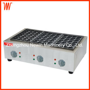 Commercial Electric 220V Takoyaki Equipment pictures & photos