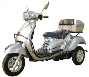 Tricycle for The Disabled, 70/110cc Three Wheel Motorcycle (DTR-5) pictures & photos